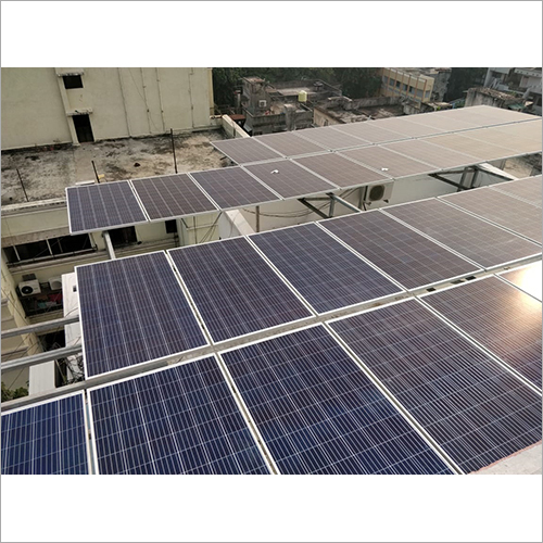 Commercial Solar Rooftop System
