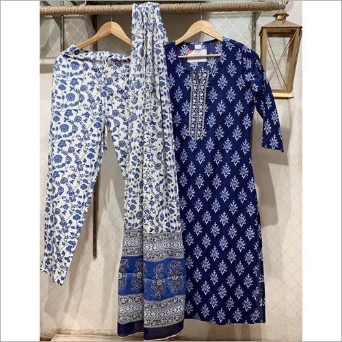 Ladies Palazzo Suit Set