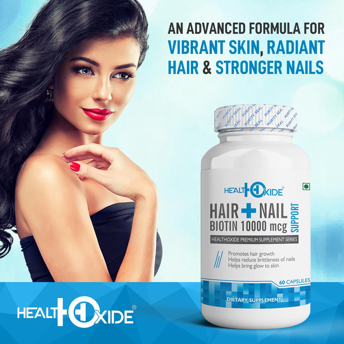 Hair + Nail + Biotin