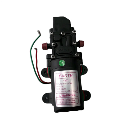 Agriculture Sprayer Diaphragm Motor