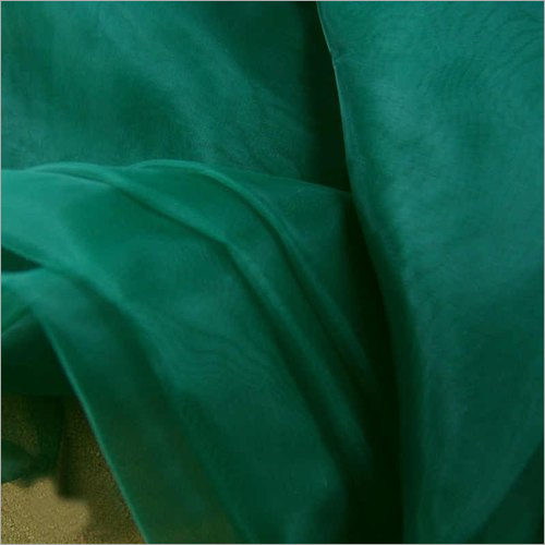 Plain Organza Fabric