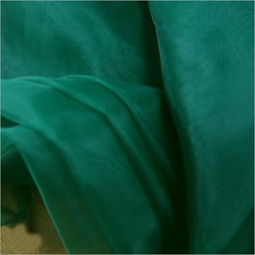 Plain Organza Fabric