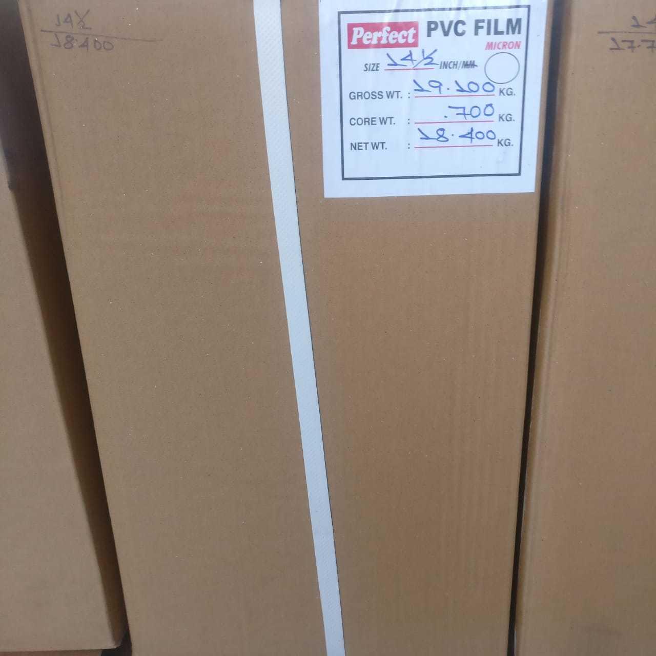 PVC Lamination Films