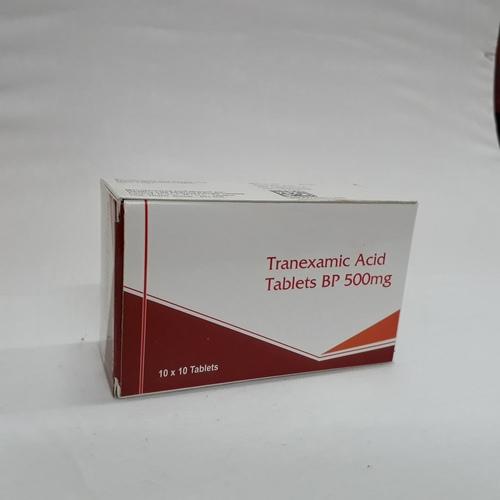 Tranexamic Acid Injection Ip 500 Mg/5ml