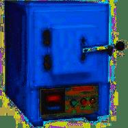 rectangular muffle furanave