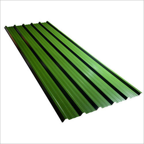 Green Roofing Sheet