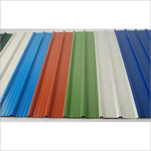 Multicolor Roofing Sheet