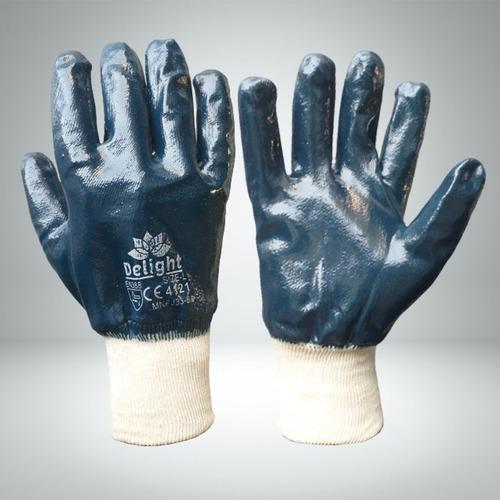 Nitrile Jursey Coated Gloves