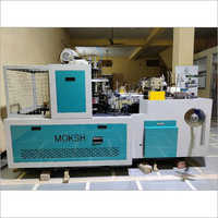 Moksh Paper Cup Making Machine