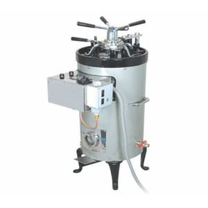 U-Tech Stainless Steel SS Vertical Autoclave