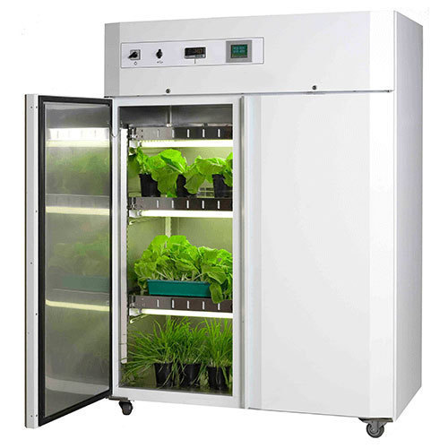 Stainless Steel Rectangular Plant Growth Chamber