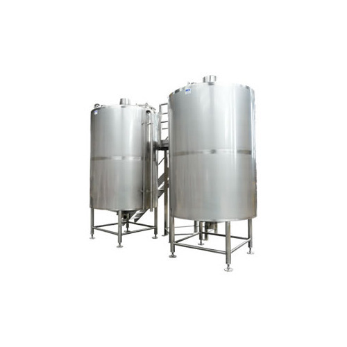 SS 304 Stainless Steel Storage Tank