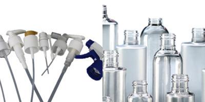 Trigger/Lotion Pump & Pet Bottle