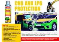 CNG and LPG Protection Oil 250 ml