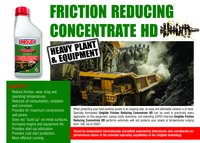 Friction Reducing Concentrate HD