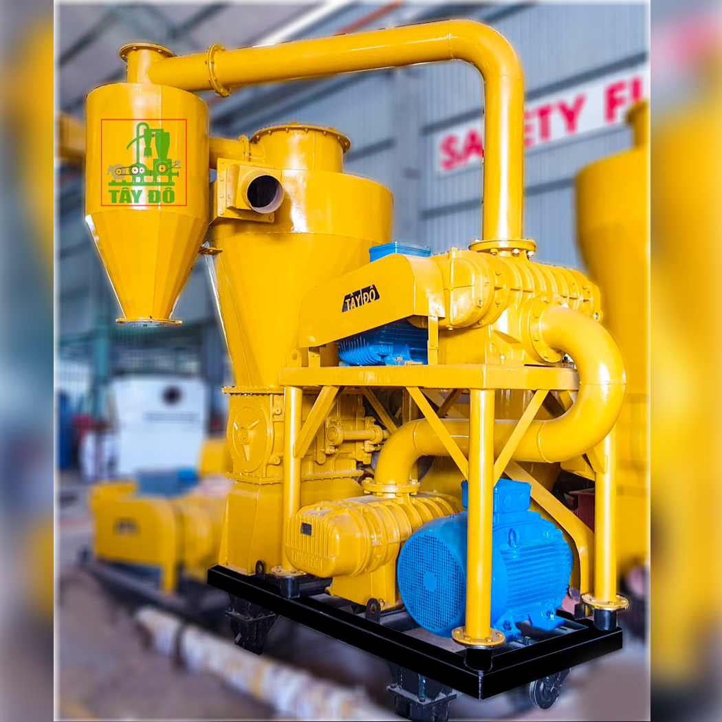VACUUM RICE HUSK MACHINE HIGH PRESSURE