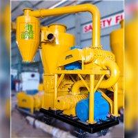 VACUUM RICE HUSK MACHINE HIGH PRESSURE