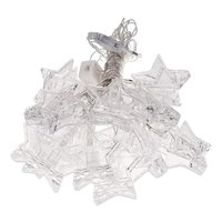 Star Shaped Photo Clip Lights