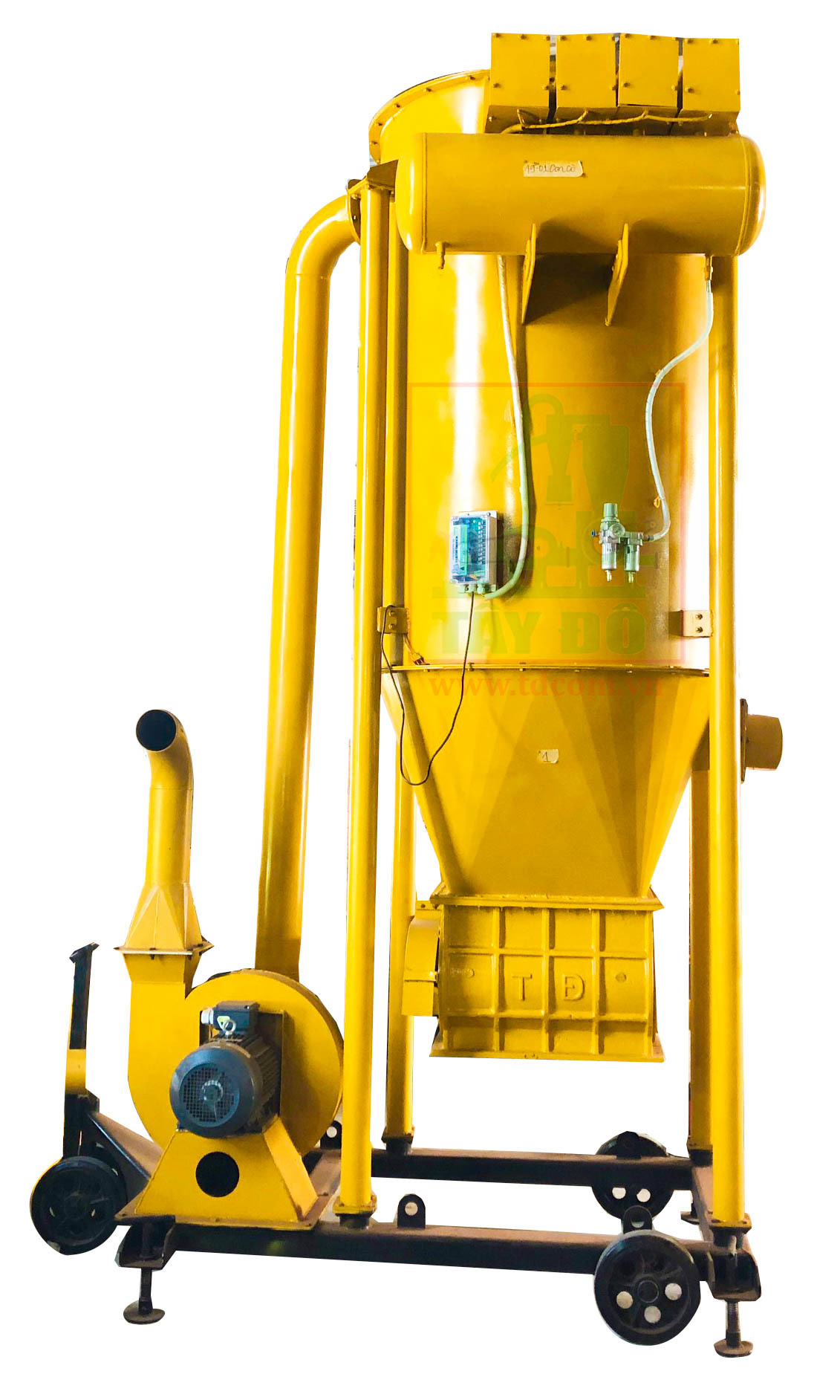 DUST CLEANING MACHINE
