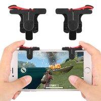 D9 PUBG fire key Shooter Controller Fire Button Aim Key Mobile Gaming Trigger L1R1