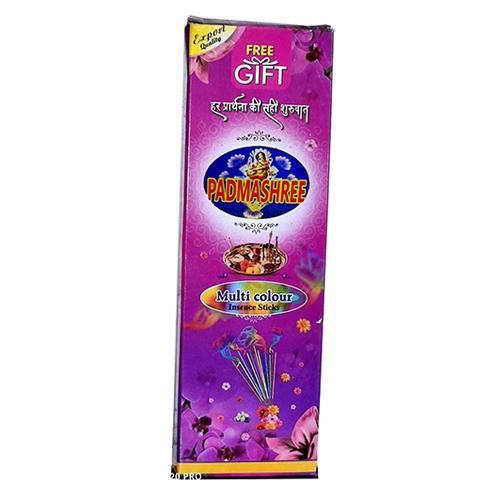 Multi Colour Incense Sticks