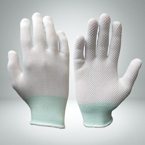 13 Gauge Pvc Dotted Gloves