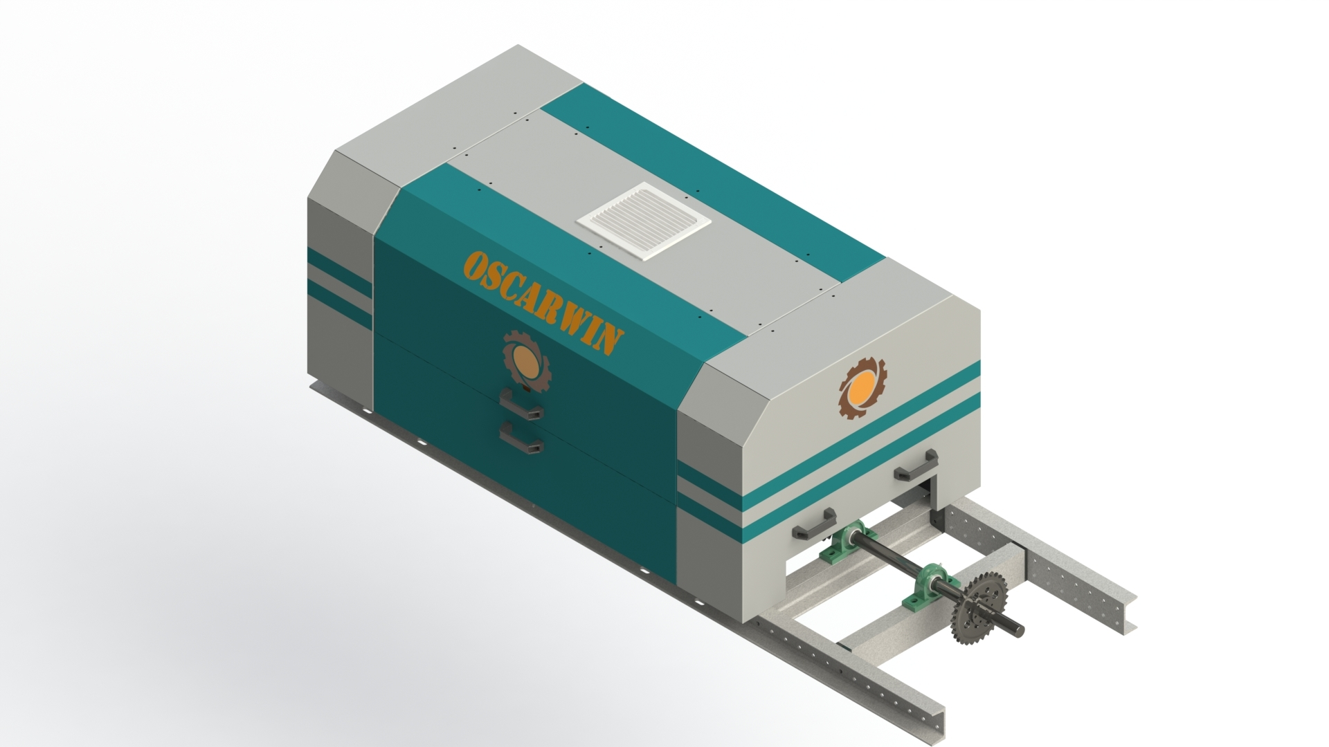 Electronic Jacquard for Power loom machine