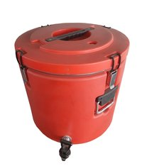 Insulated Round Container With Tap (52 Ltr.)