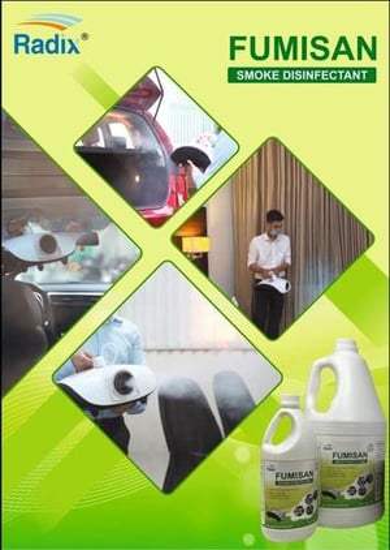 Fumisan Smoke Disinfectant