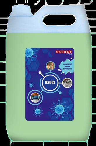 Disinfectant Sodium Hypochlorite