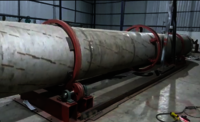 Rotary Dryer/Cooler