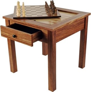 Kd Wooden Chess Stand