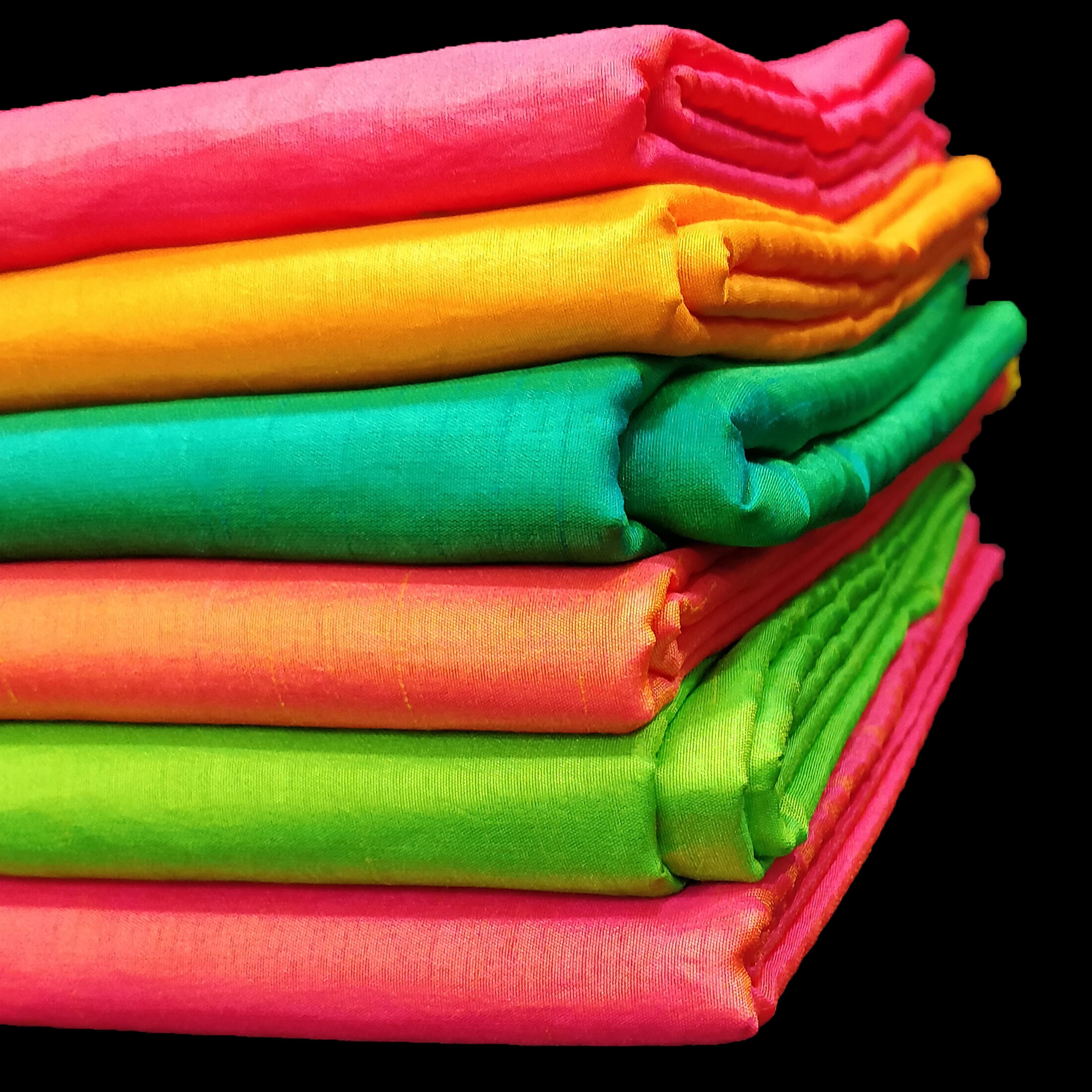 Silk Saree Fabric