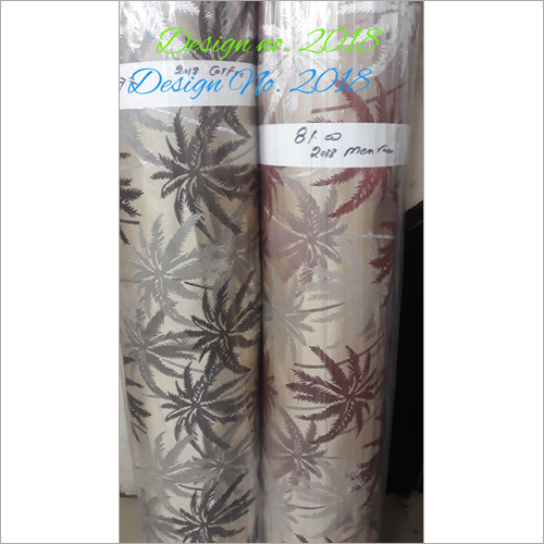 3D Candy Leaf Designs Door Curtain