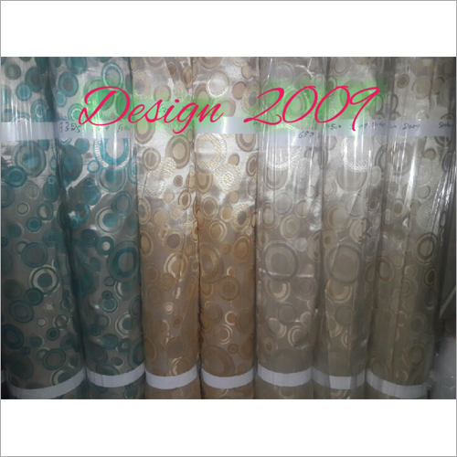 3D Candy Leaf Designs Curtain