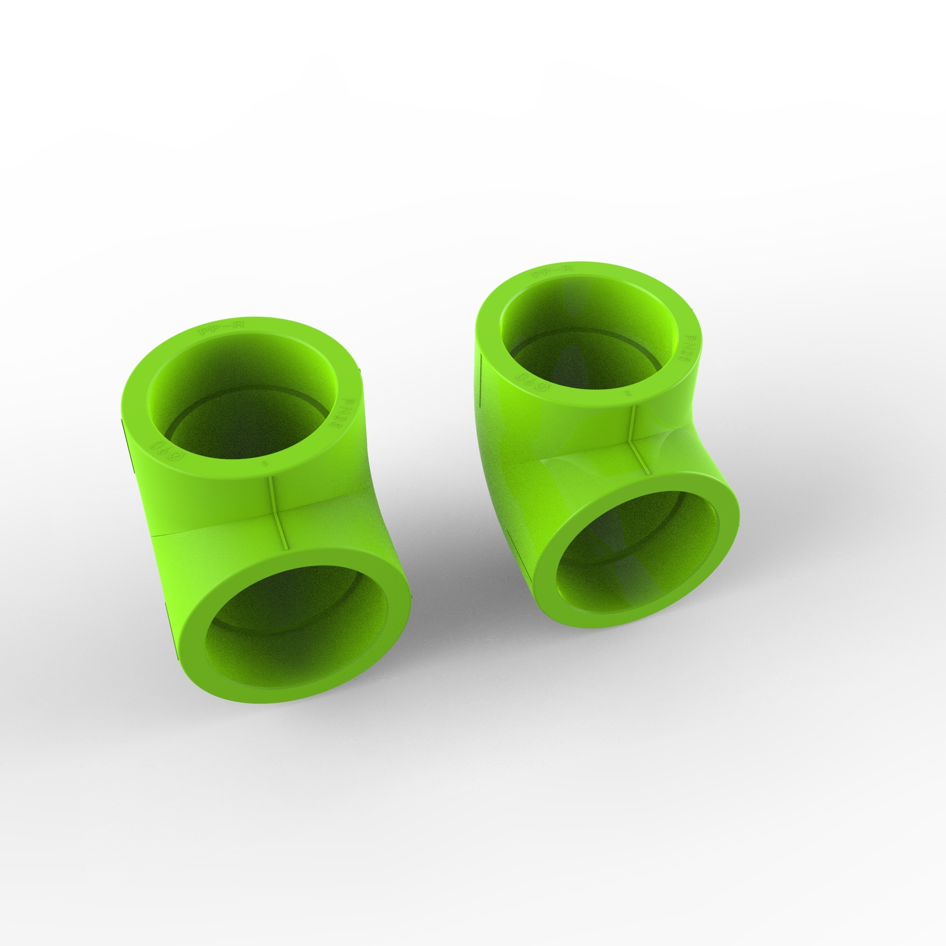 Pvc Plastic Pipe Fitting Mold