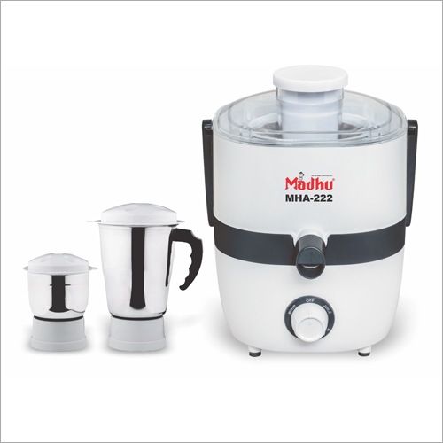 Madhu Juicer Mixer Grinder MHA-222
