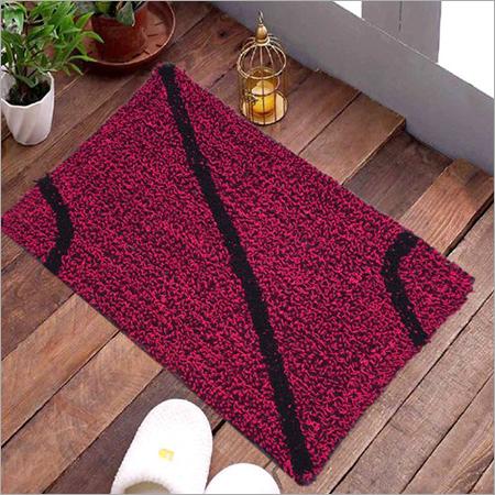 Striped Cotton Mat