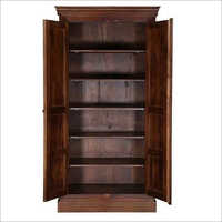5 Shelves Wooden Almirah