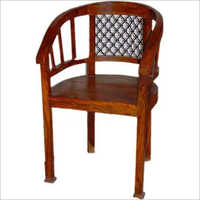 Wooden Jali Range Chair