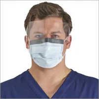 Halyard Fluidshield Procedure Face Mask