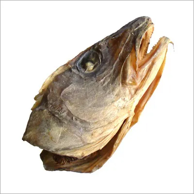 Dried Stockfish Head