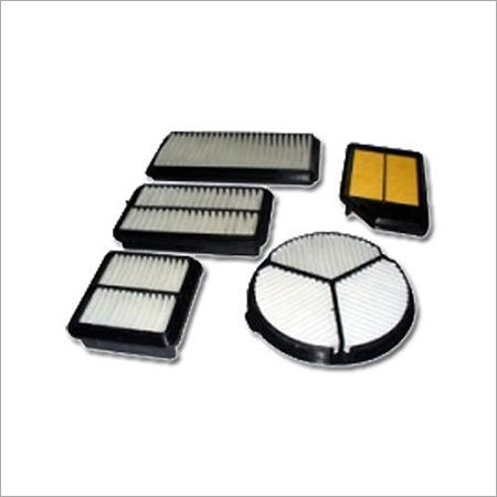 Plastic Moulded Filters