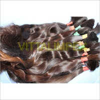 Indian Non-Remy Bulk Hairs
