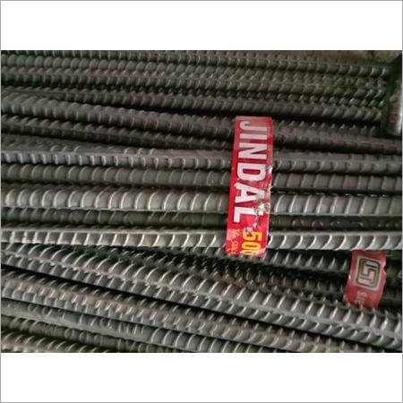 TMT Bars Jindal TMT 500 D