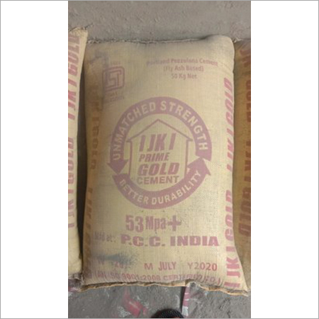 Jk Gold Cement