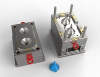 Funnel Plastic Injection Mold