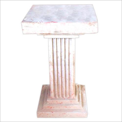 Bonsai Concrete Pedestal