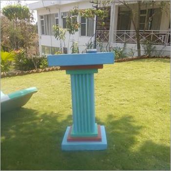 RCC Pedestal
