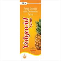 100 ml Fungal Diastase With Carminative Syrup